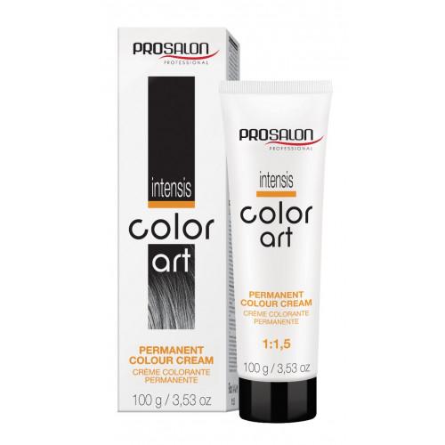 Hair color Prosalon Professional Intensis Color Art Ash (100 gr)