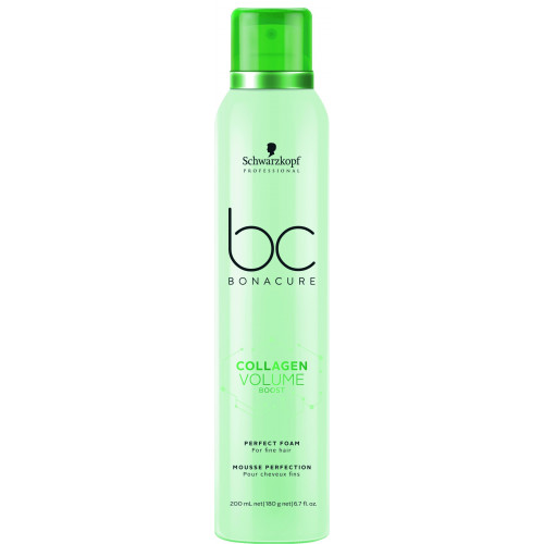 BC COLLAGEN VOLUME BOOST OBJEMOVÁ PĚNA (200 ml)